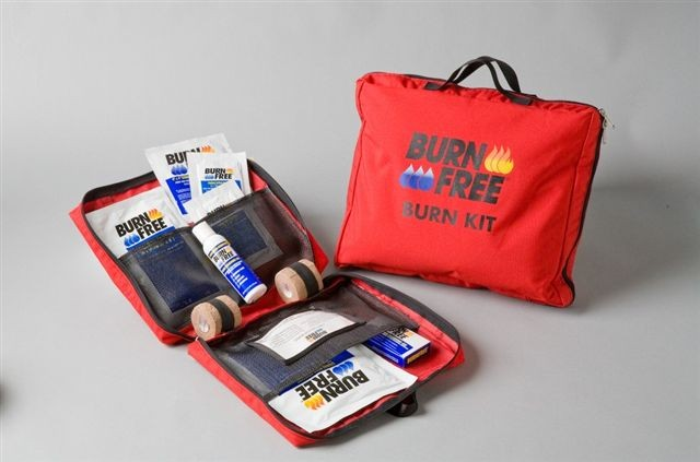 Emergency Burn Kit Sided Emergency Burn Kit